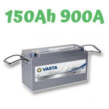 VARTA LAD 150 Professional Deep Cycle AGM 12V, 150Ah
