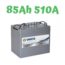 VARTA LAD 85 Professional Deep Cycle AGM 12V, 85Ah
