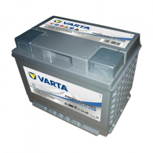VARTA LAD 50A Professional Deep Cycle AGM 12V, 50Ah