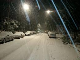 Zima na cestách