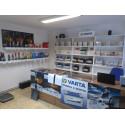Prodejna autobaterii Varta a výkup baterii